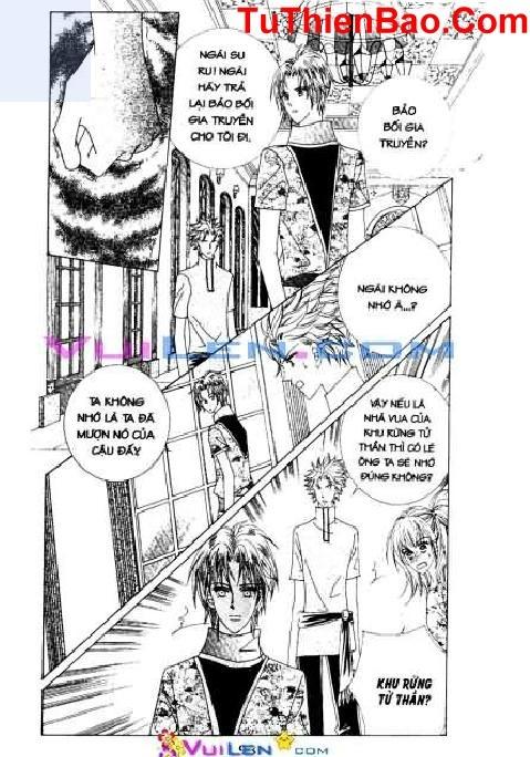 Công chúa của tôi Chapter 8 - Trang 95