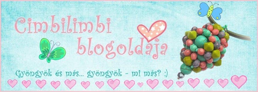 Cimbilimbi blogoldája