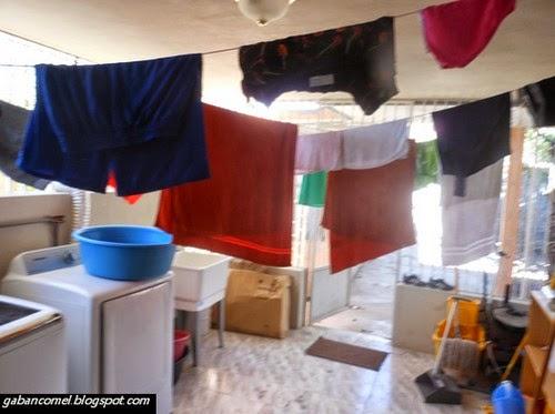 Anda Tahu Mengeringkan Pakaian Dalam Rumah Boleh Menjangkiti Paru paru