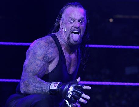 Wrestling Home: Undertaker wallpapers