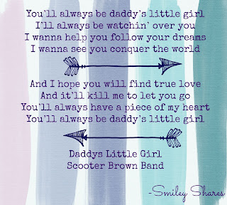 Scooter Brown Band Daddy's Little Girl Lyrics