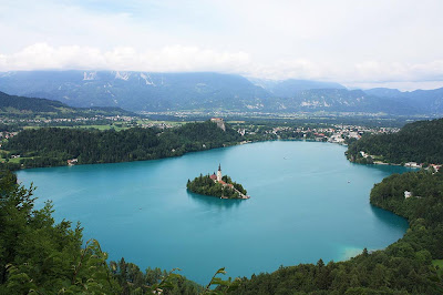 Lago Bled, Eslovênia