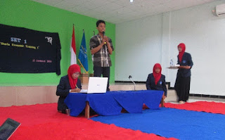 STIEF Ipmafa Berikan Training Mahasiswa Perbankan Syariah