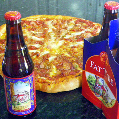 ... Pizza - Beer and Brats with details on a Beer Bread Pizza Dough