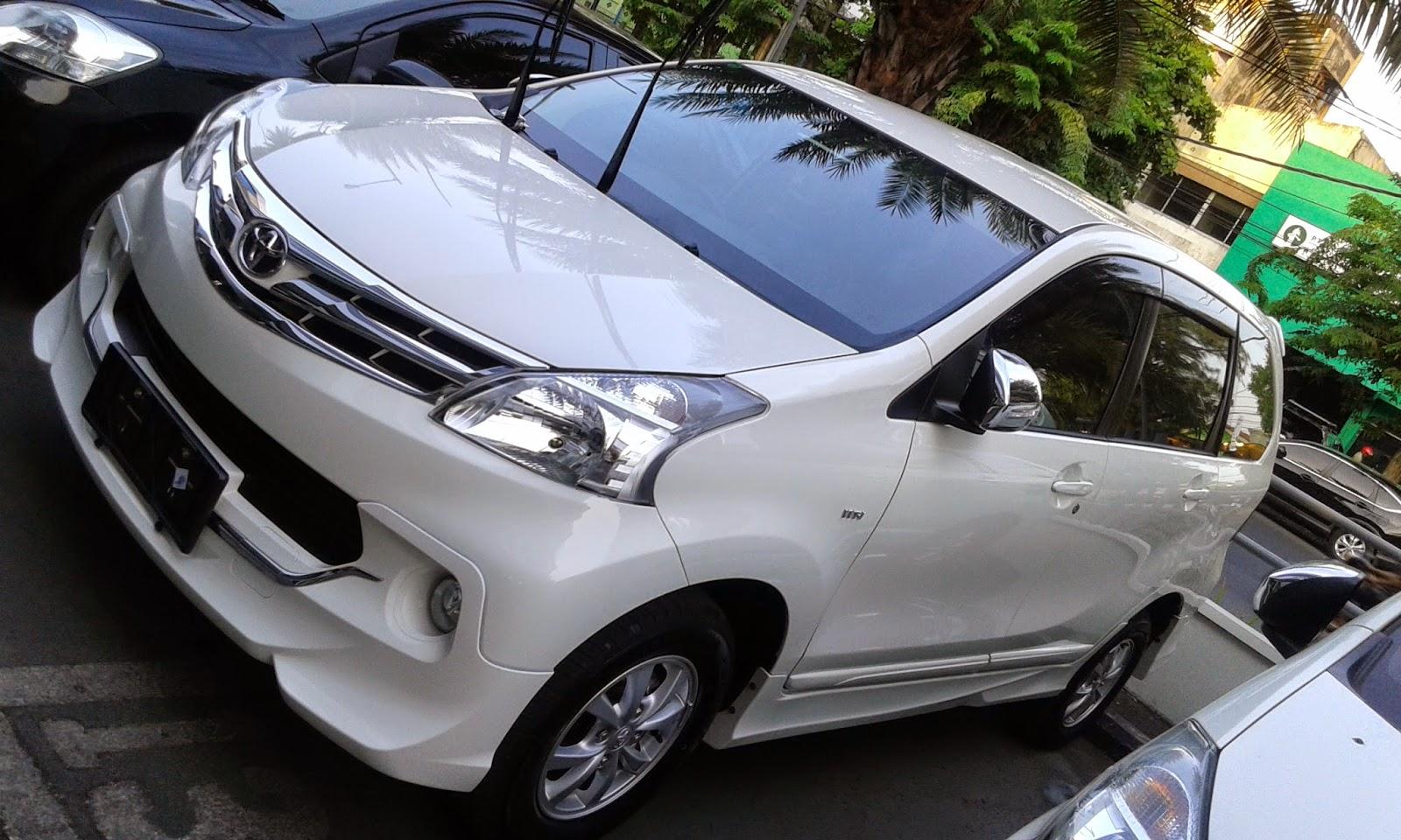 PAKET KREDIT FANTASTIS New Toyota Avanza Total Dp 22 Juta : TERBATAS!!!!