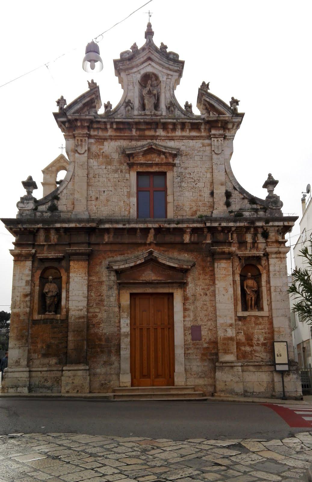 chiesa di santa maria del caroseno