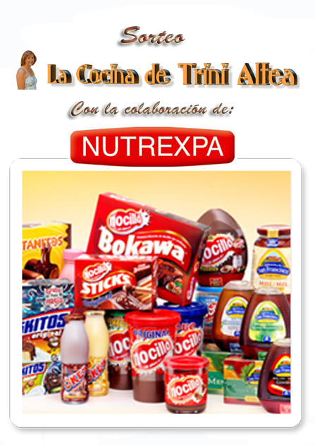 Sorteo Nutrexpa