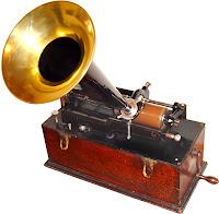 Edison fonógrafo