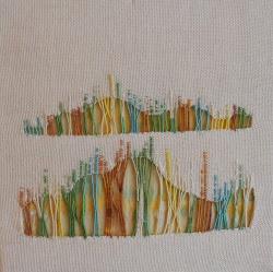 Drawn Thread/Needleweaving