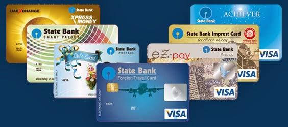 SBI Debit Cards