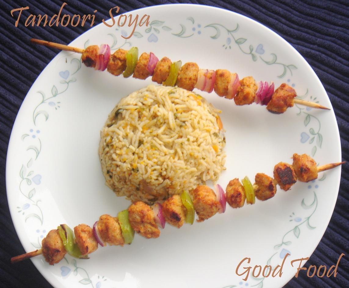 Good Food Tandoori Soya
