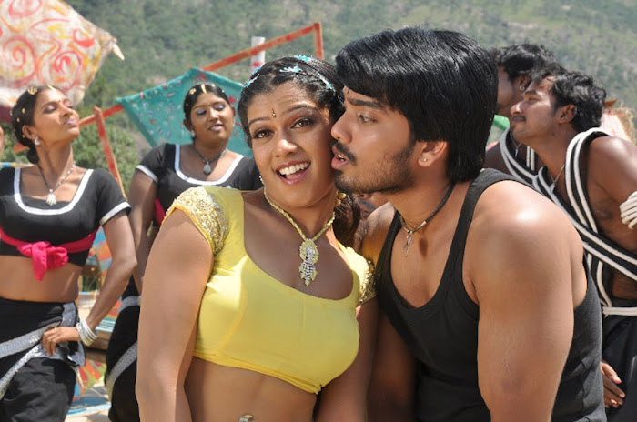tamil movie Thalakonam latest hot seen new