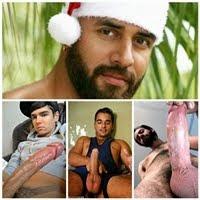 Bonitão, Papai Noel safado mostra bonitões