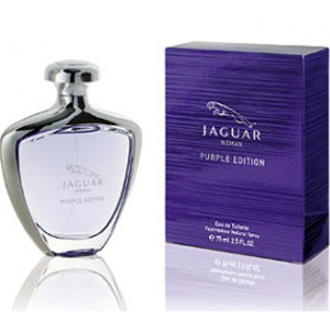 Jaguar Woman Purple Edition Jaguar for women