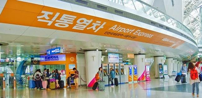 KTX จากสนามบินอินชอน เปิดให้บริการแล้ว >> Click!