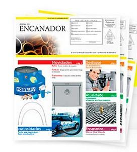 Brinde Gratis Jornal do Encanador