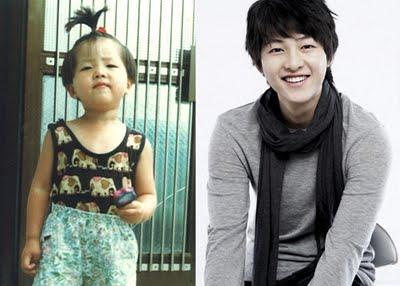 Song_Joong_Ki_çocukluğu