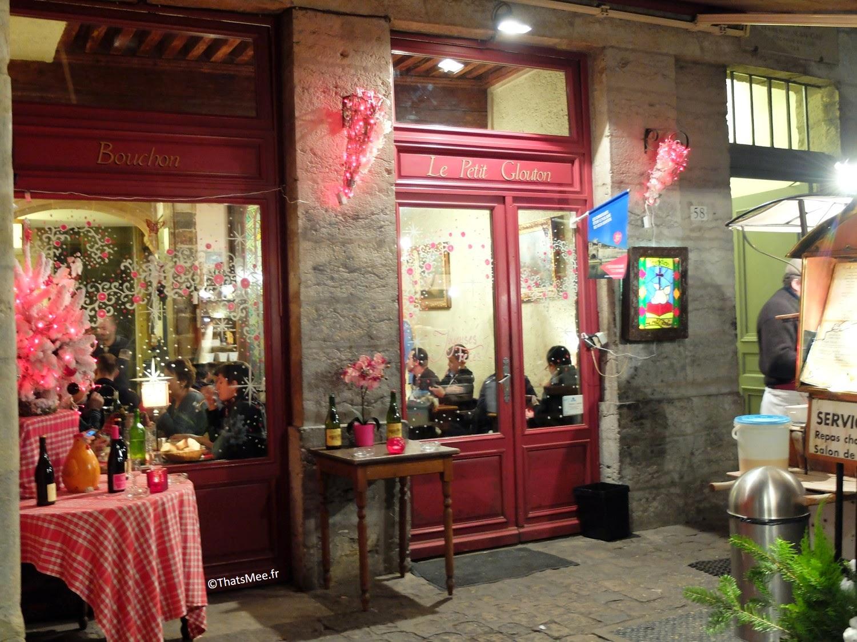 restaurant traditionnel cuisine Lyonnaise bouchon terroir Vieux Lyon