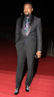 Chidi Mokeme and his Fab Dress Sense.