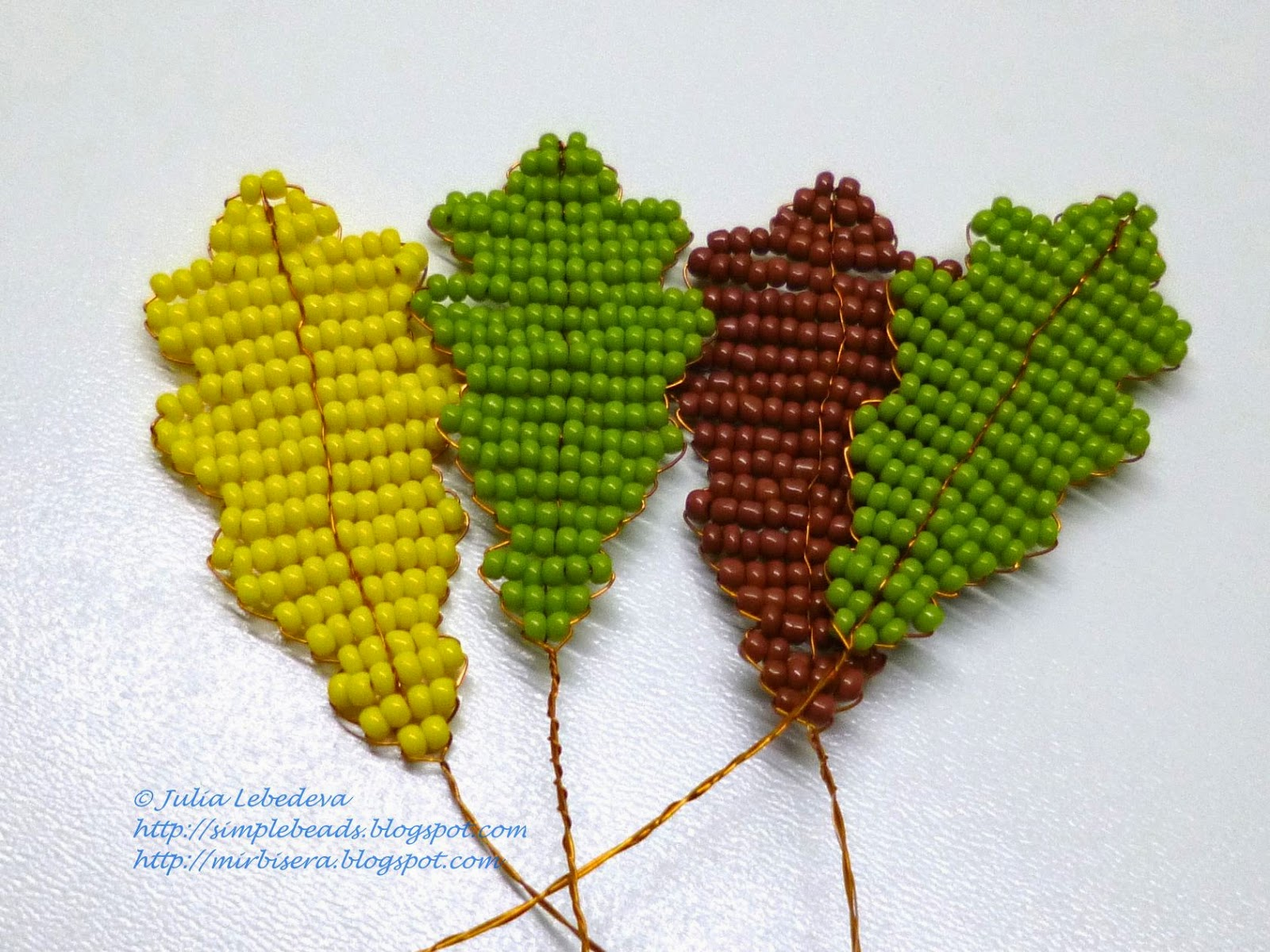 бисеро схема кактуса