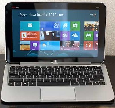 review HP Envy x2