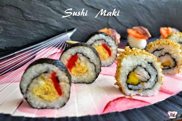 Recetas de sushi cocinar en casa es for Como se cocina el seitan