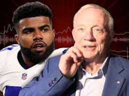Hey Jerry, Where is Zeke???