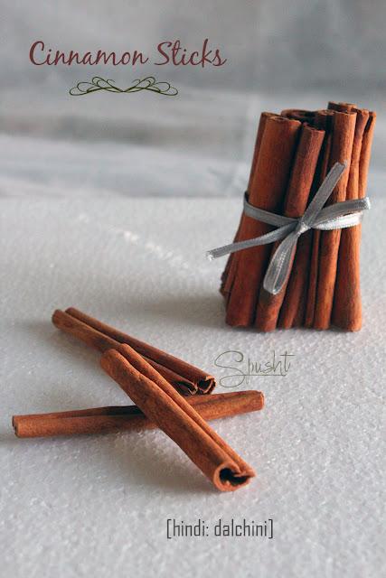 Spusht | Indian Pantry Essentials: Cinnamon Sticks | Hindi: Dalchini