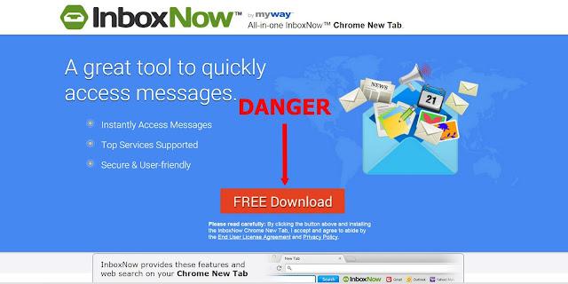 InboxNow Toolbar