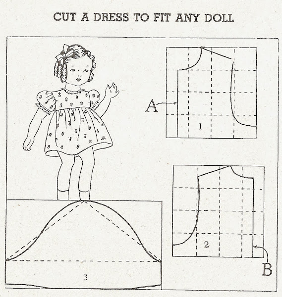 Free Printable Doll Clothes Patterns For American Girl Dolls