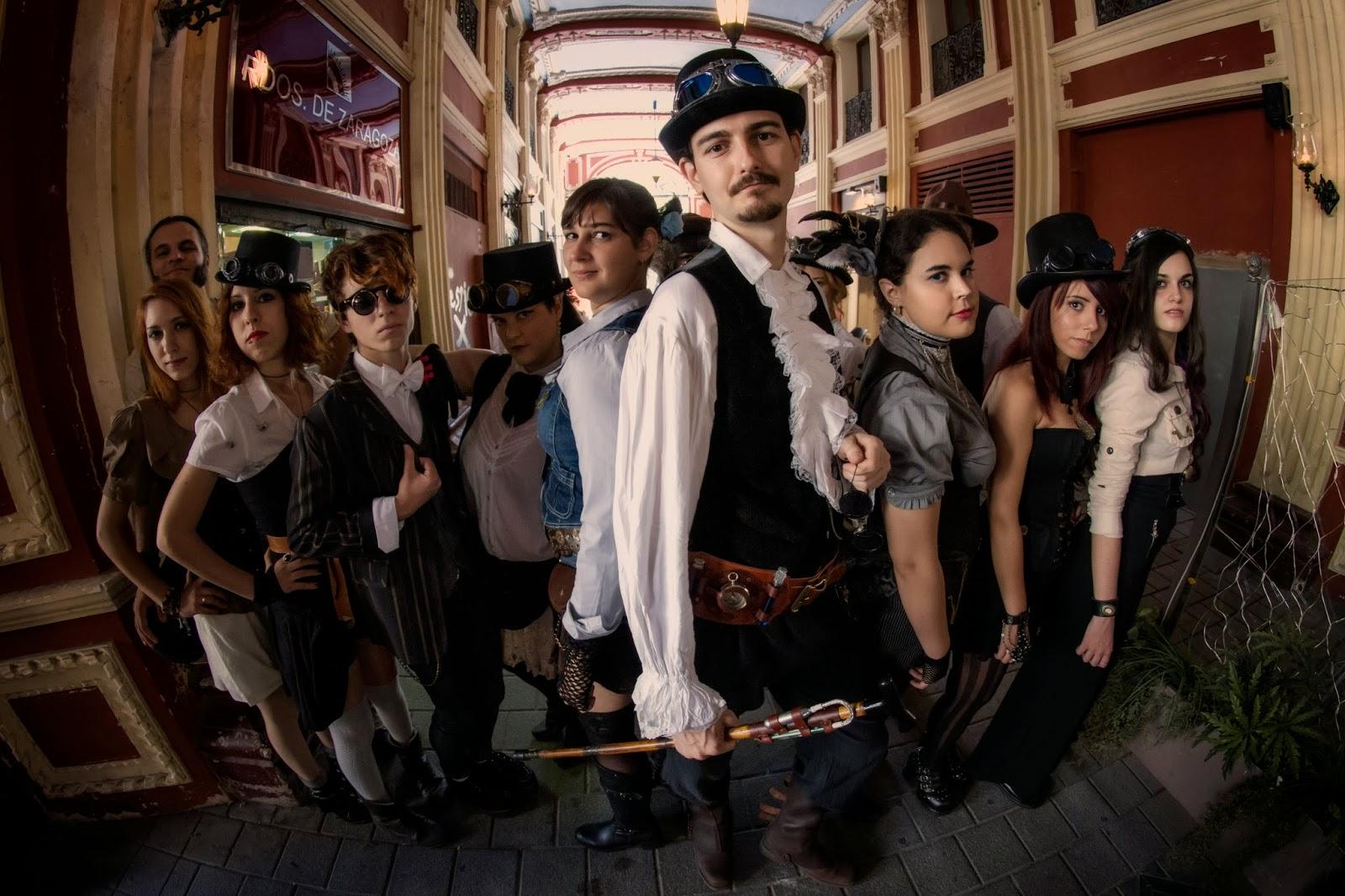 SteamPunk Zaragoza
