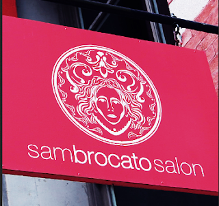 Sam Brocato Salon, blowout, hair, manicure, nails, Deborah Lippmann, hair treatment, salon, Salon and Spa Directory