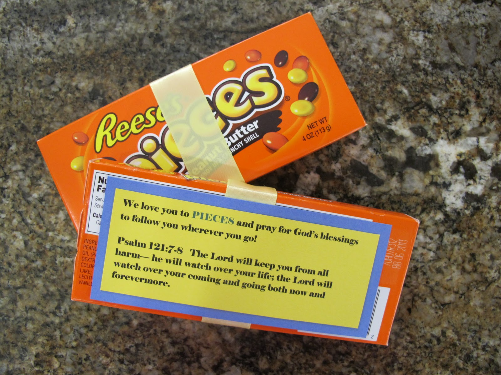 Candy Sayings Reeses Cake Ideas and Designs