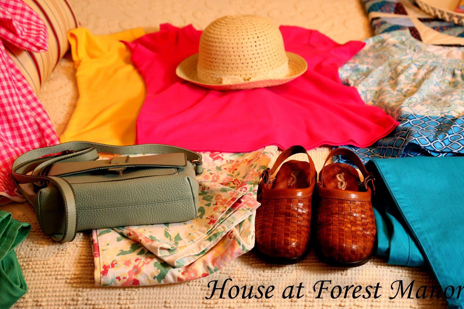 Vacation/Summer Wardrobe