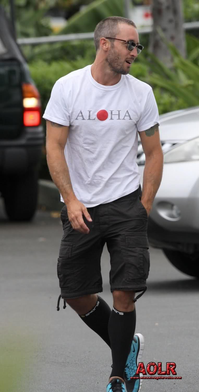 Alex OLoughin Hawaii Five 0 2010 Alex OLoughlin