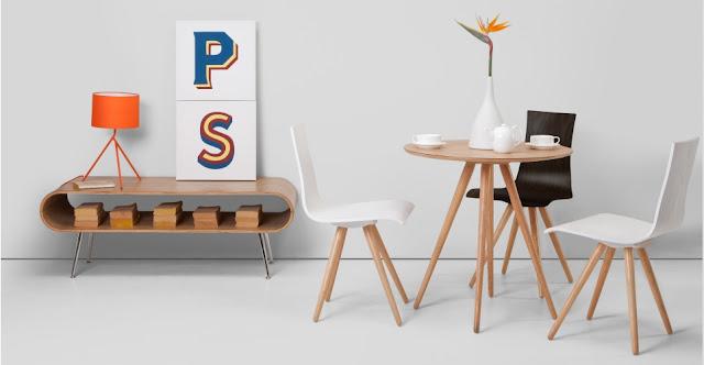 Devlin Chair plus Henley Storage Coffee Table