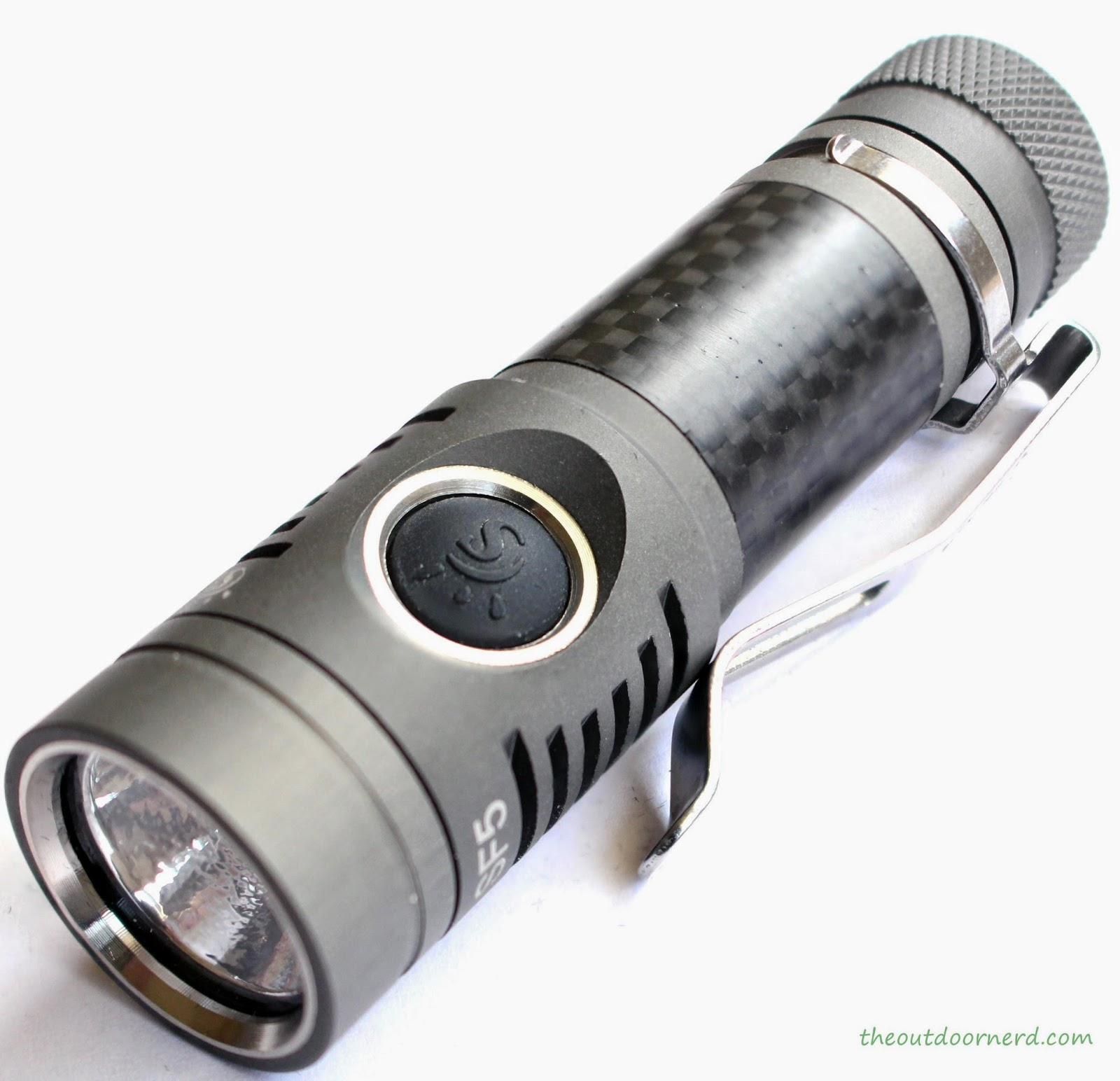 Spark SF5 1xAA Flashlight Product View 2