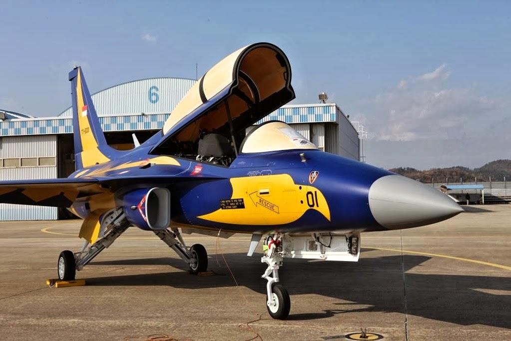 Pesawat T-50i Golden Eagle