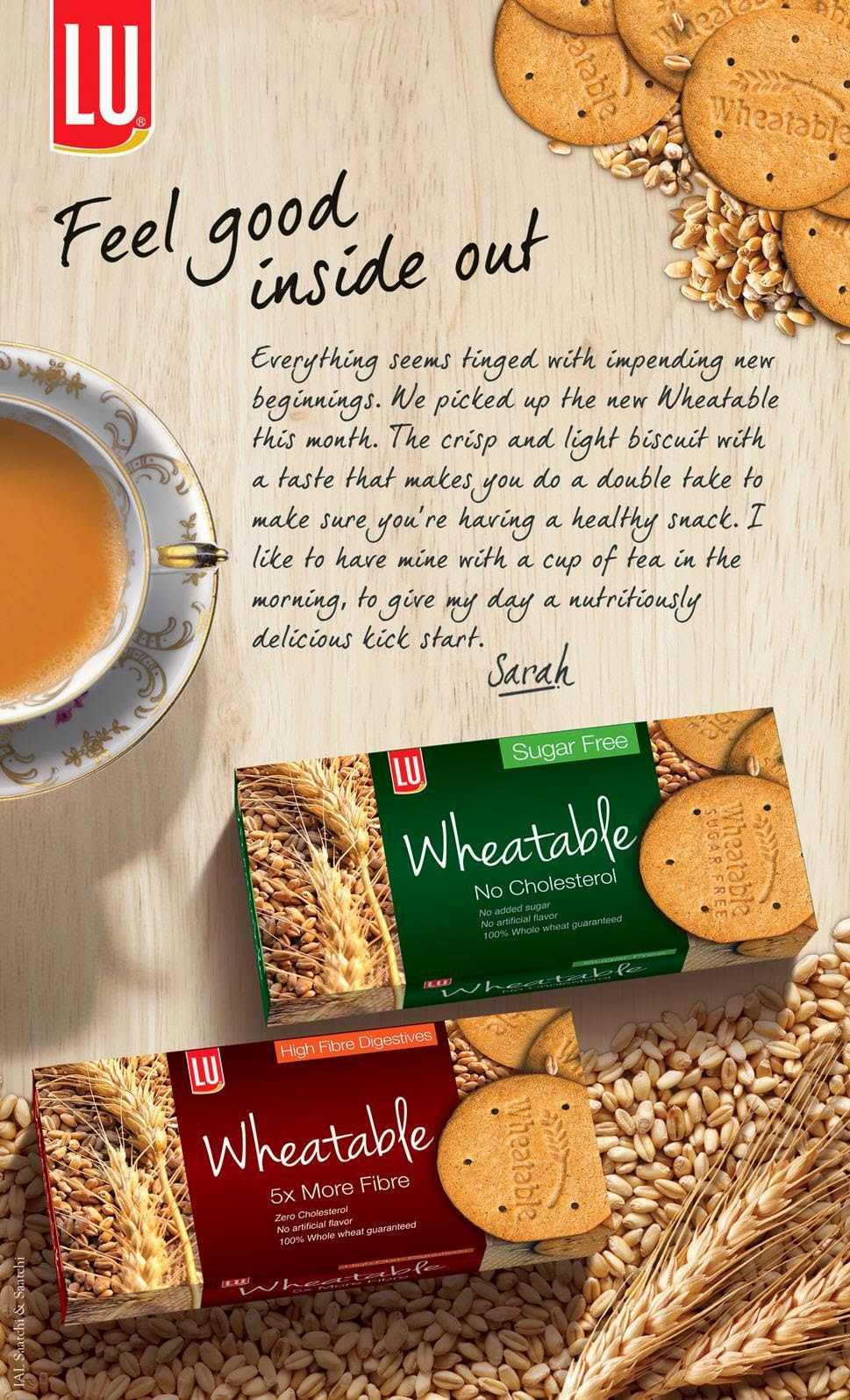 LU | Wheatable Biscuits in Pakistan