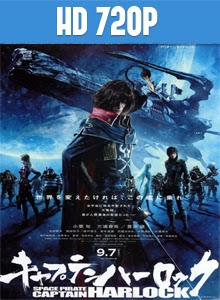 Space Pirate Captain Harlock 720p Subtitulado