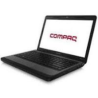 jual laptop compaq cq43 malang