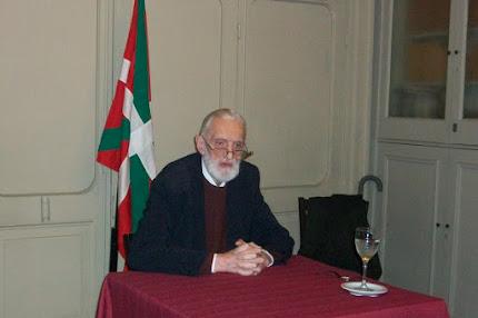 Prof. Mikel Ezkerro