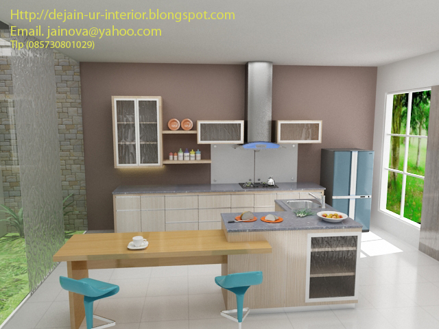 de jain interior desain dapur minimalis