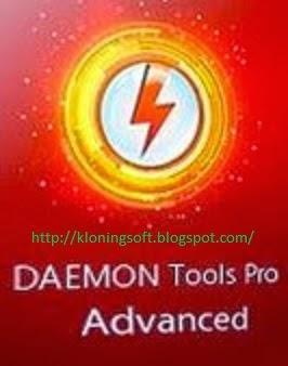 Free Download DAEMON Tools Pro Advanced v6.0.0.0444 Full Version