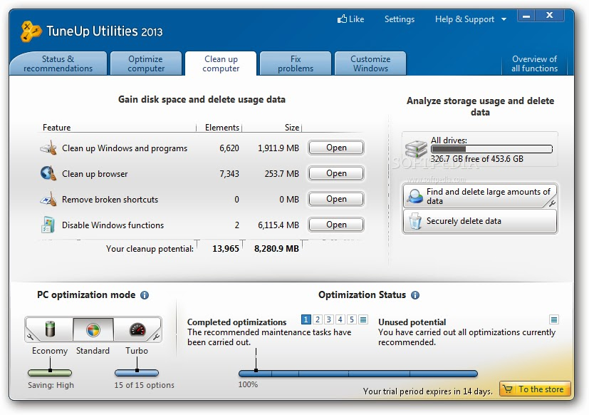 pc tune up free download and software reviews cnet html