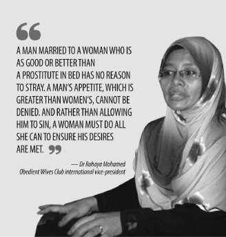 dr rohaya mohamad suddenly became famous after she came out with this