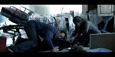 Escena de la película de terror Insidious