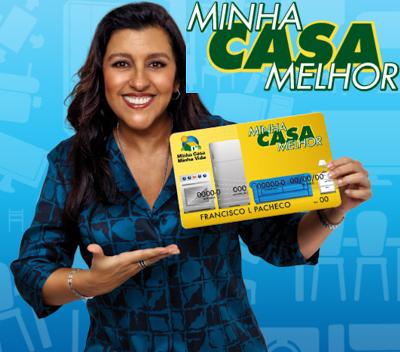 CARTÃO MINHA CASA MELHOR- O QUE PODE COMPRAR? COMO FUNCIONA