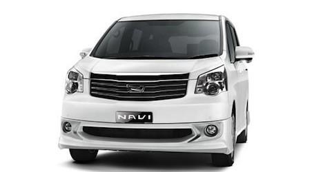 Harga dan Spesifikasi Mobil Toyota Baru NAV1 2013