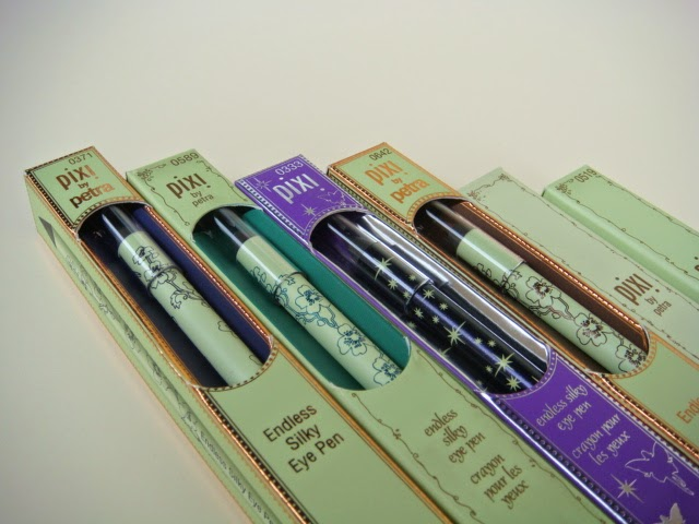 Endless Silky Eye Pen PIXI